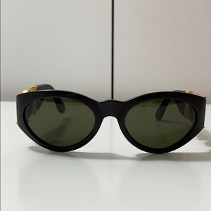 Rare Vintage 1990s Gianni Versace Sunglasses